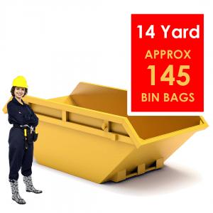 14 Yard Skip