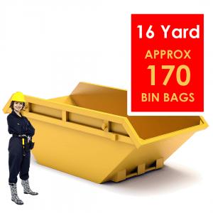 16 Yard Skip